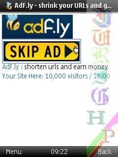 gambar cara lewati iklan adf.ly