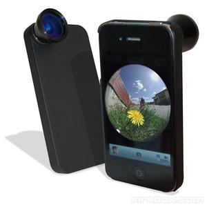 iphone fisheye